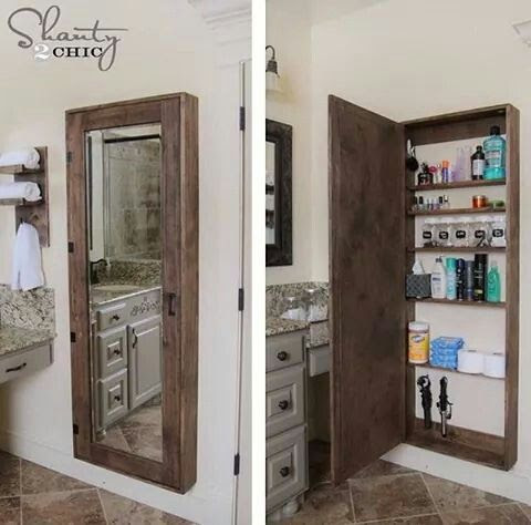 Full length mirror medicine cabinet.   For the Home ...