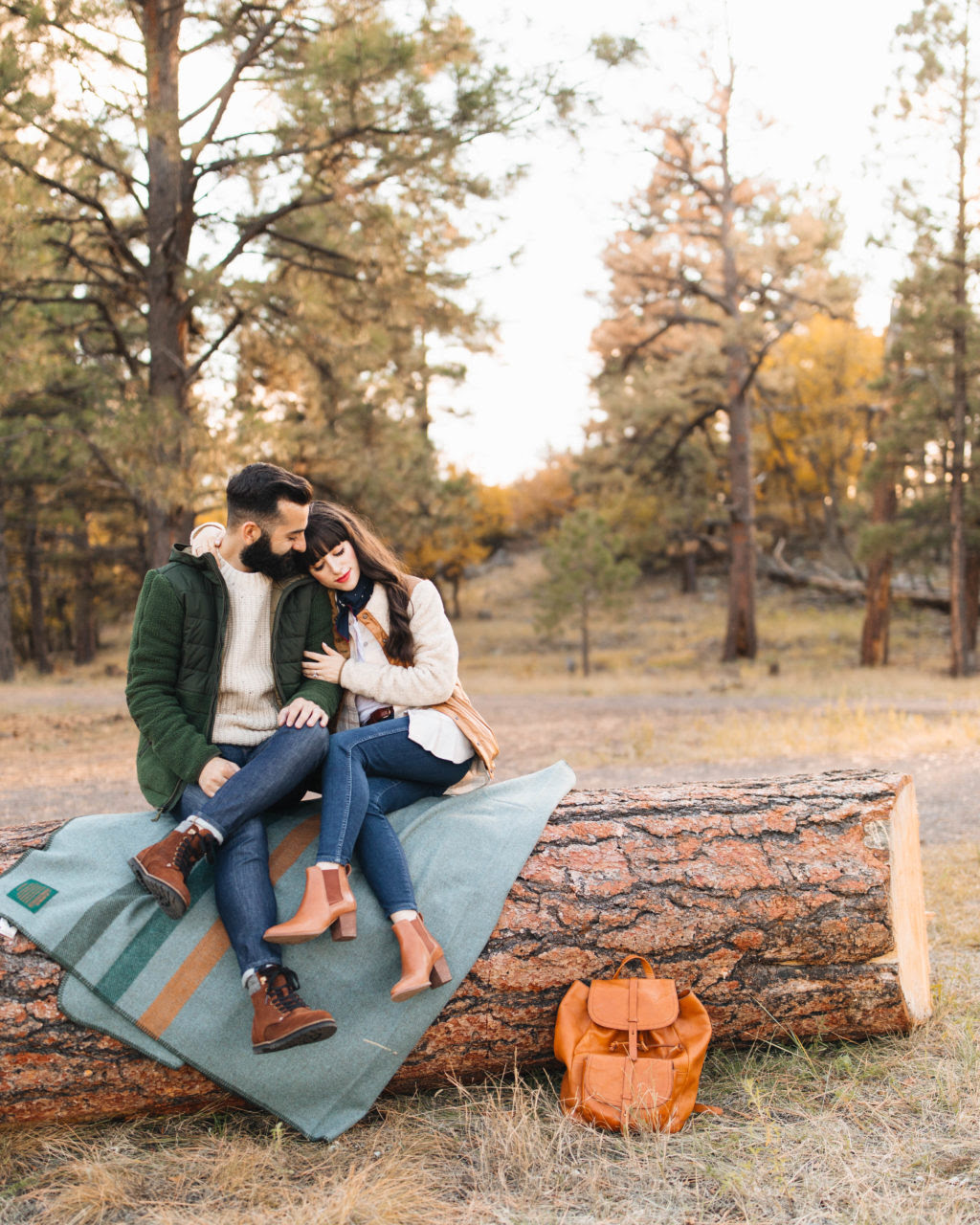 The Wallace Lake Collection For Fall Couples Style New Darlings