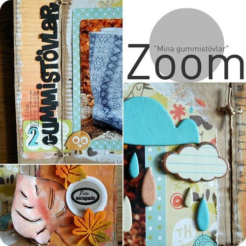 Mina {Gummistövlar} collage