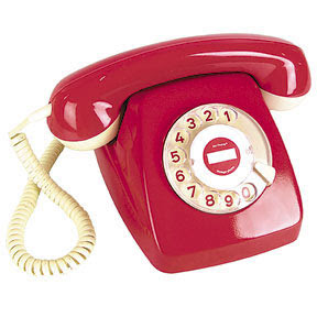 Cold War Red Phones