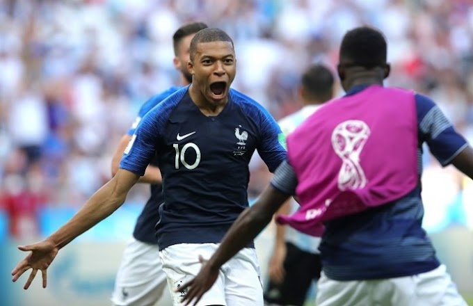 BREAKING NEWS!! France Beats Argentina 4 – 3, Kicks Them Out Of World Cup (Watch Highlights)