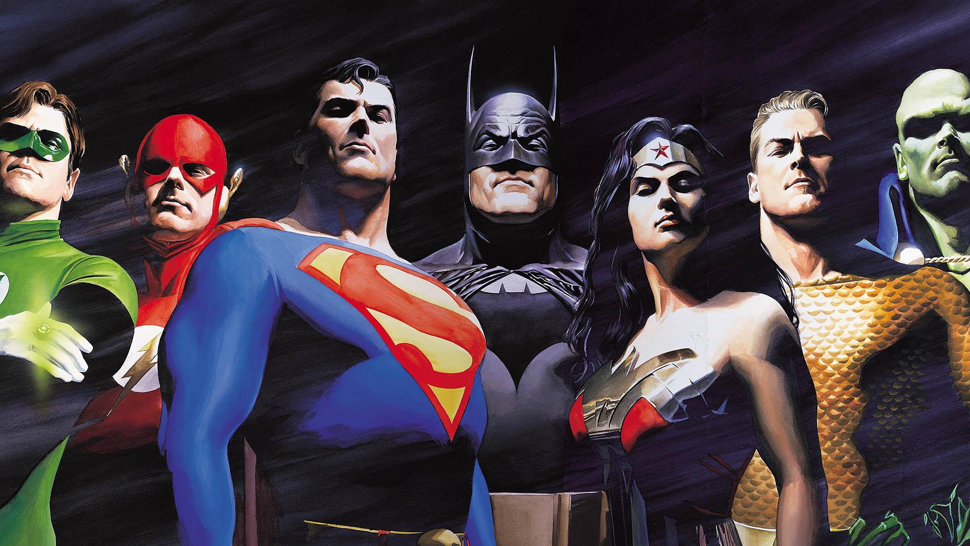 Qual E O Seu Super Grupo De Herois Favorito Dos Argonautas Aos
