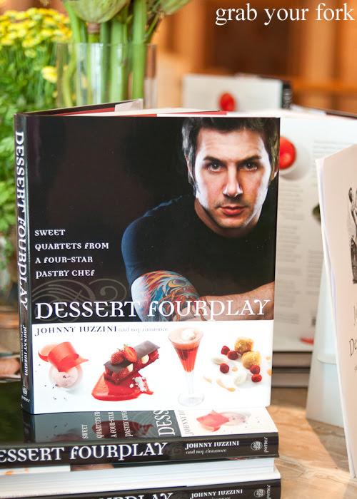 Dessert Fourplay by Johnny Iuzzini