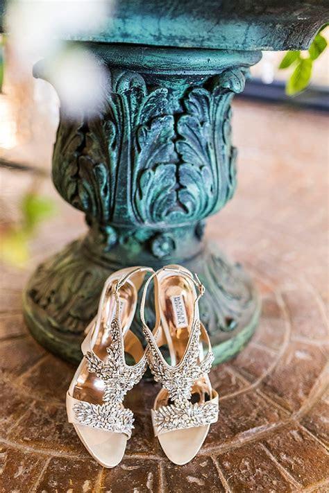 Diamond Inspired Glitz and Glam Mansion Wedding
