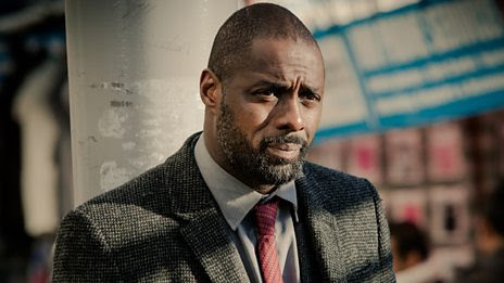 We asked Idris Elba what makes a good Luther