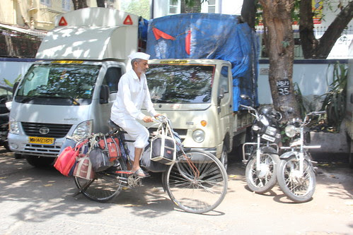 one day dabbawalas will drop food on mobikes .. by firoze shakir photographerno1