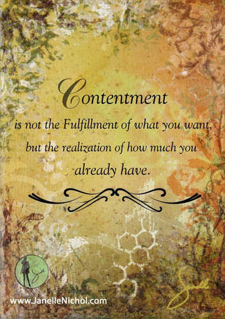 To Be Jealous Means That You Are Not Content With What God Has Given
