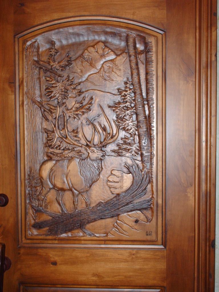 design of entrance door    1200 x 1697