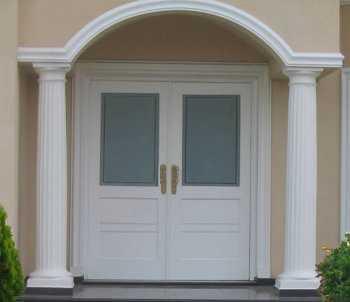 Sistemas alarmas puertas de madera para frente de casas for Modelos de puertas de madera para frente