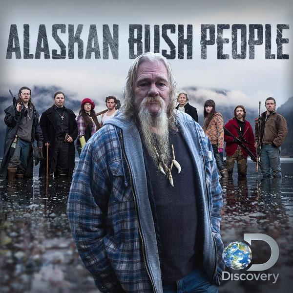 Resultado de imagen de discovery channel alaskan bush people