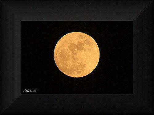 Hot moon