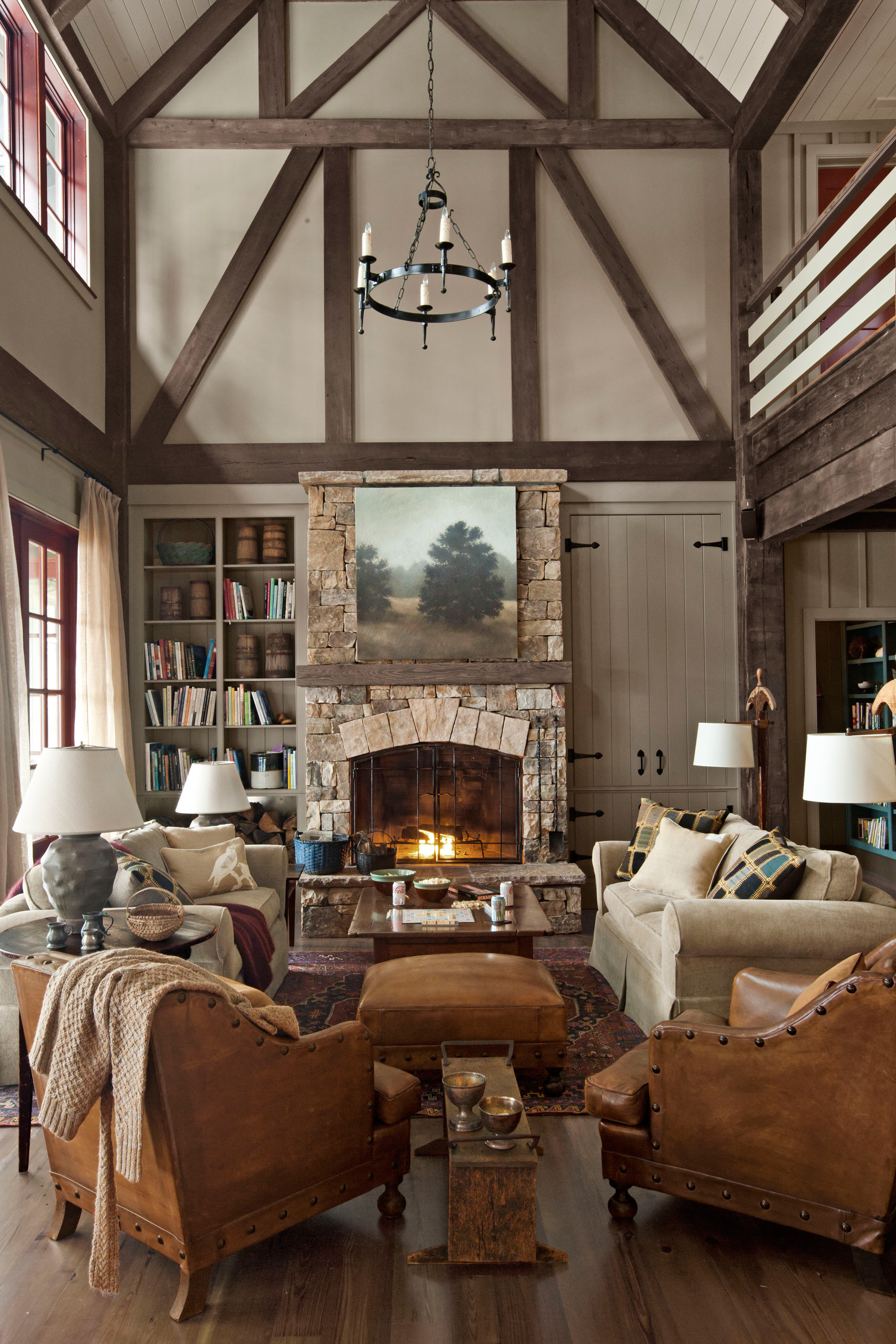 Love Your Living Room Warm And Cozy Living Room Ideas
