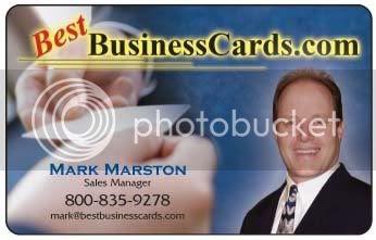 Mark Marston Card Front