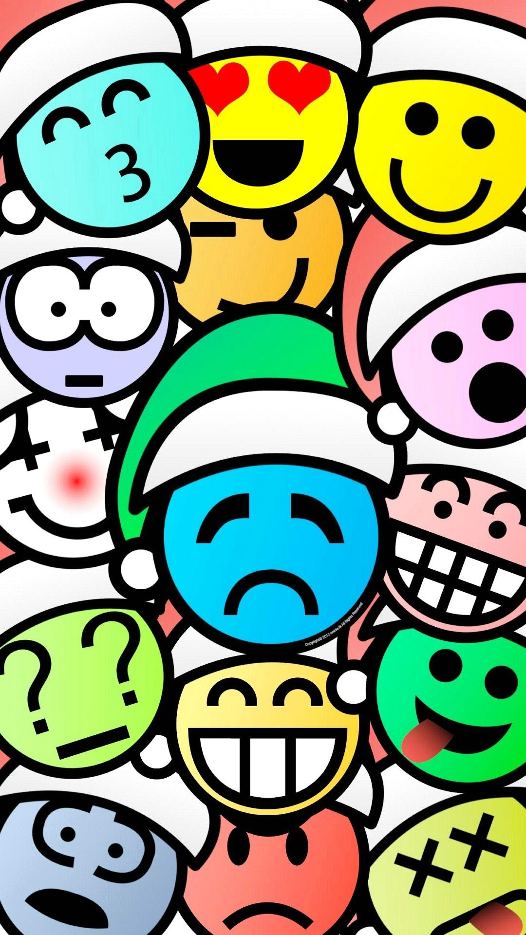 HD Emoji Wallpapers (70+ images)