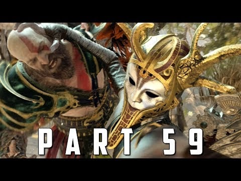 Gameplay GOD OF WAR Walkthrough Part 59  PS4