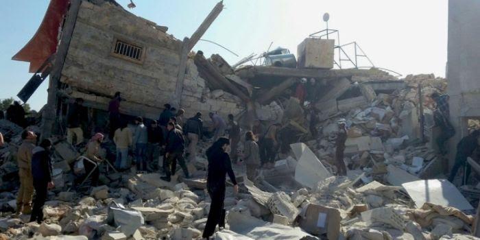 Aleppo, Su Pediatri e ostetrici di Médecins Sans Frontières