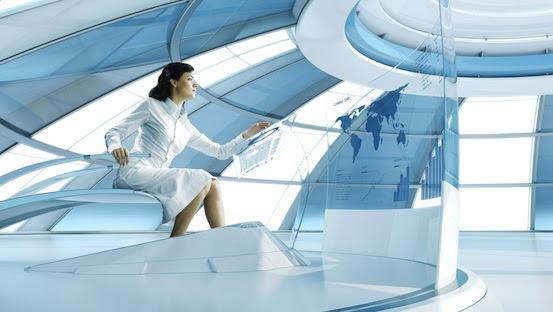 perierga.gr - Διαστημικό ξενοδοχείο με μηδενική βαρύτητα στη Βαρκελώνη!