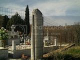 crestonia,macedonia,greece,dionysus,temple,sanctuary,ruins,marble,cemetery