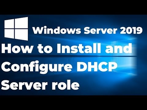 Configure DHCP on Windows Server 2019 – (Part-2) - Blogs on