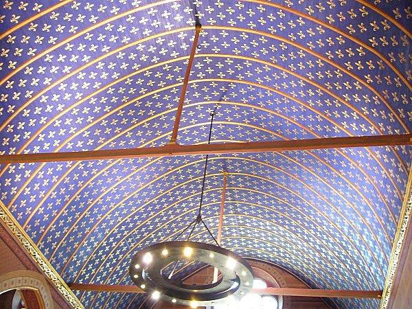 plafond salle des Etats
