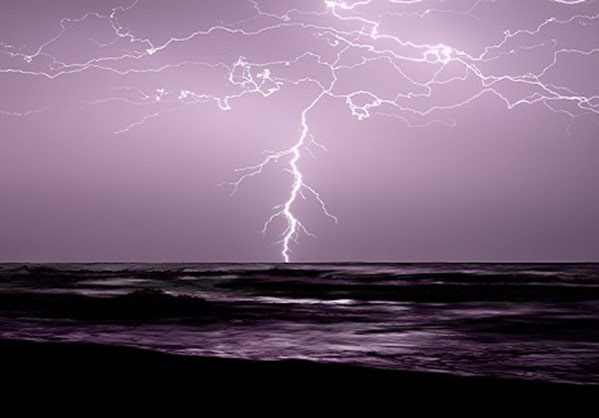 Καταιγίδες σε μεγάλο μέρος της χώρας