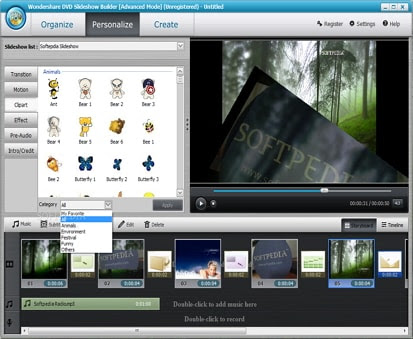 Wondershare DVD Slideshow Builder Standard