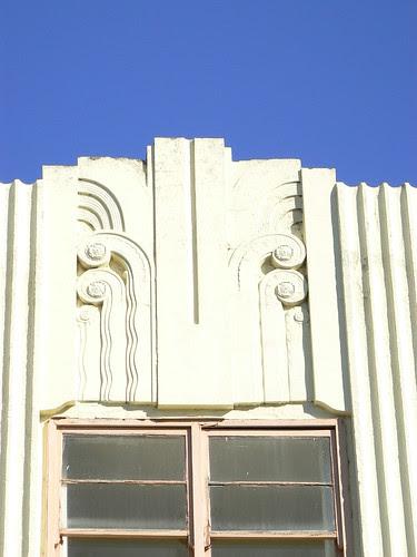 Decoration, Avila, St Kilda