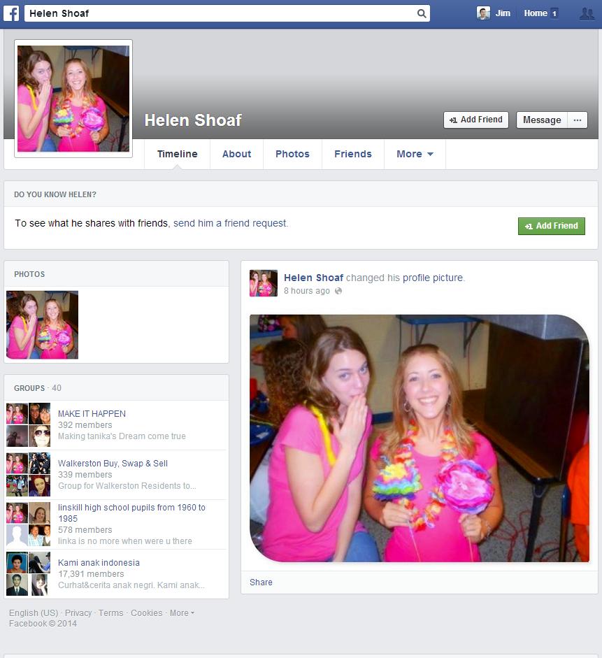 How to Spot a Fake Facebook Profile - Microblogger