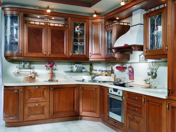 Угловая кухня 5