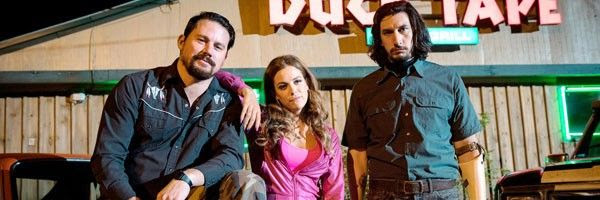 Image result for logan lucky 600x200