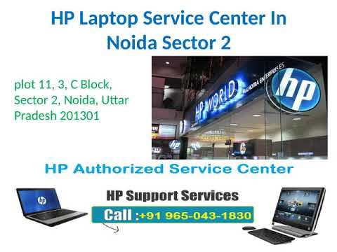 Top Authorized HP Laptop Service Centre in Delhi NCR