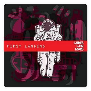 LADIES ON MARS - FIRSTLANDING