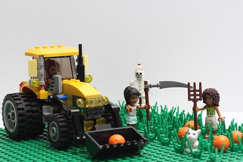 friends harvest