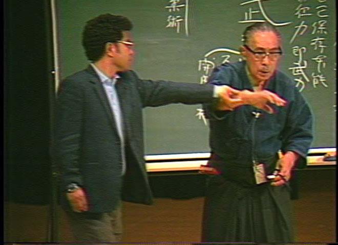 Minoru Mochizuki: an Overview of the Aikido Friendship Demonstrations