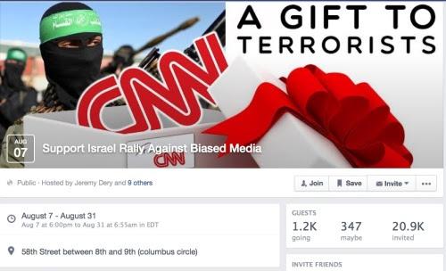 pro israel cnn