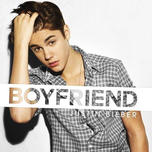 Boyfriend (Single Cover), Justin Bieber