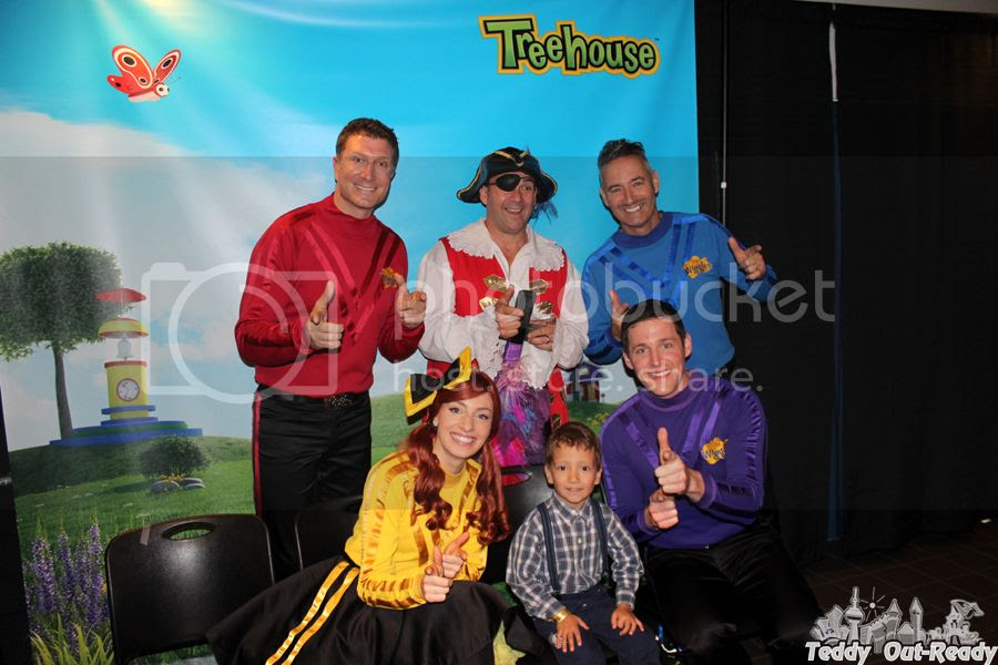 the Wiggles Meet and Greet
