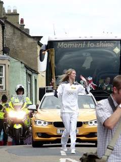 Olympic Torch Relay 2012