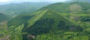 Le Piramidi in Europa, a Visoko in Bosnia