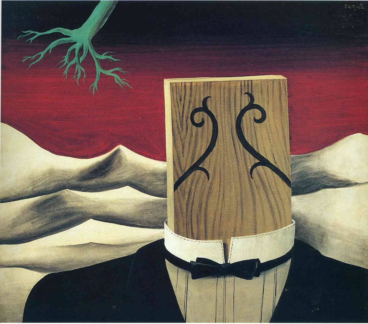 The conqueror, 1926Rene Magritte