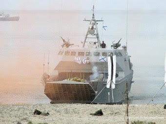 """Десантный катер проекта """"Дюгонь"""". Фото пользователя SteSus85 с сайта wikipedia.org"""