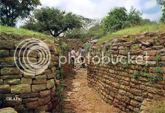 2-2, Ancient Ruins of Rhodesia