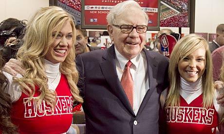 Warren Buffett Berkshire Hathaway Conference