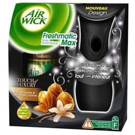 air wick diffuseur freshmatic max