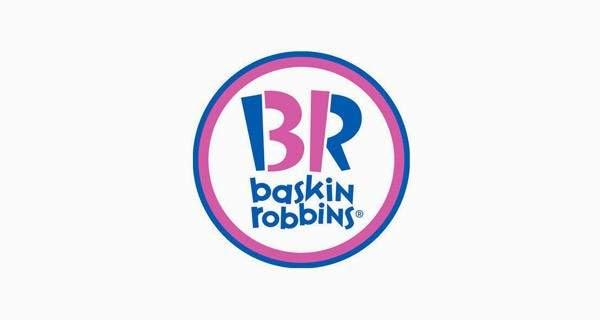 """31 sabores. Mira la """"B"""" y la """"R""""."""