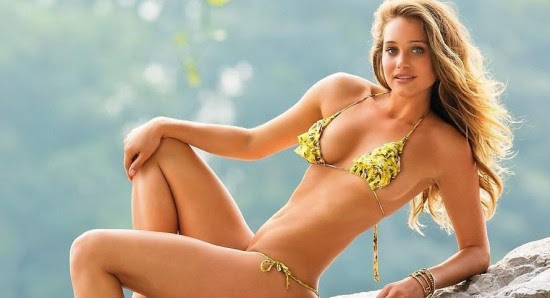 Top 10 Sexiest Women In The World 2015 No4 Sports Illustrated