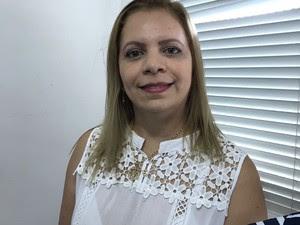 Lucivane Lima (Foto: Paulo Ricardo Sobral/TV Grande Rio)