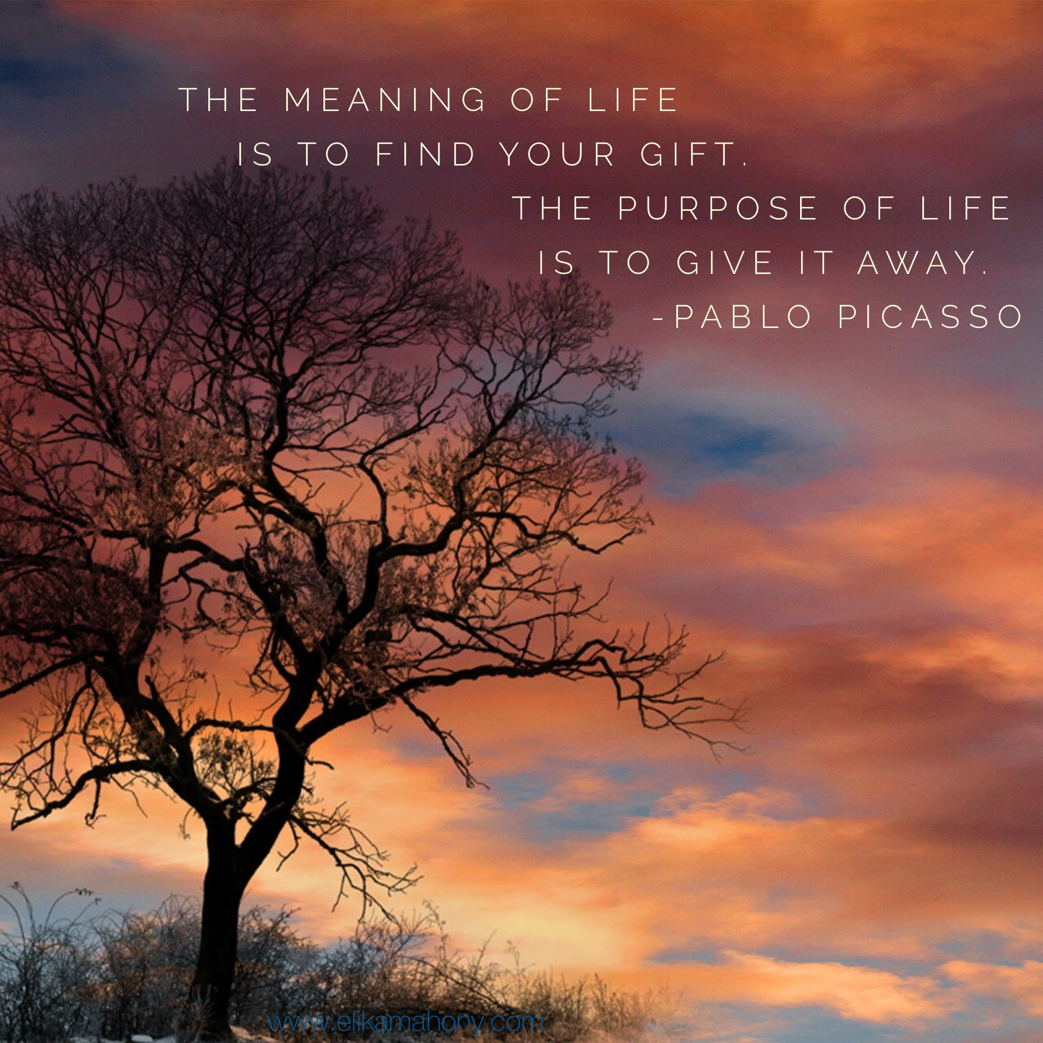 The Meaning Of Life Elika Mahony Vocalist Composer Pianist