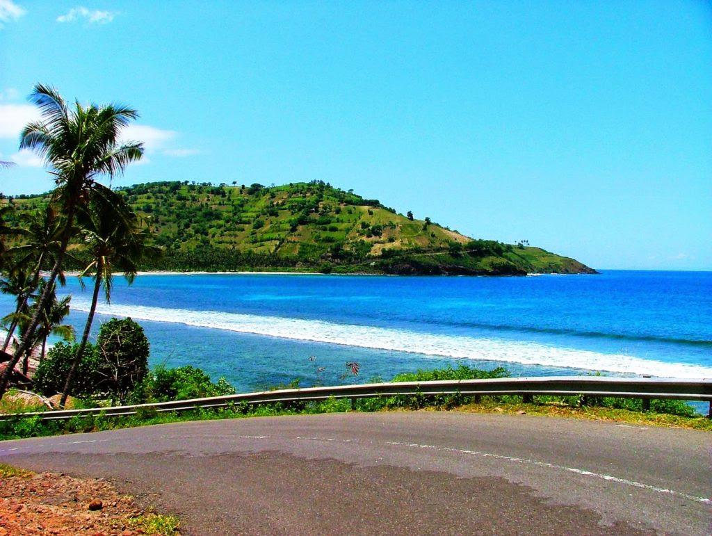 750 Koleksi pemandangan pantai di lombok HD Terbaru