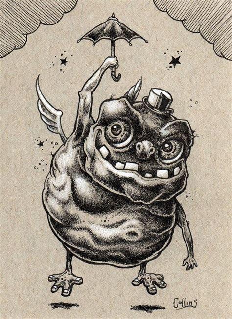 images  bryan collins ink drawings